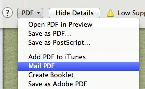how to send pdf email using mpdf