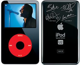All the 'U2' iPods were 'Enhanced'
